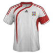 Naftan Novopolotsk away kit