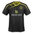 Sheffield Wednesday away kit