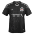 Besiktas away kit