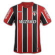 Sao Paulo away kit