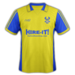 Kidderminster away kit