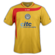 Hyde FC away kit