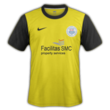 Oxford City away kit