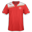 Næsby BK away kit