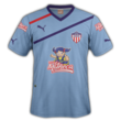 Atletico Junior away kit