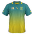 South Africa away kit