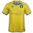 Gainsborough away kit