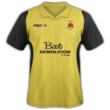 Eastbourne Borough away kit