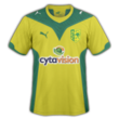 AEK Larnaca away kit