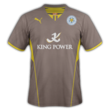 Leicester away kit
