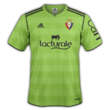Osasuna away kit