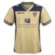 Leeds away kit