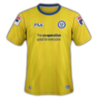 Rochdale away kit