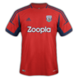 West Bromwich away kit