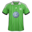 Wolfsburg away kit