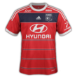 Lyon away kit