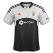 Benfica away kit