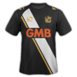 Port Vale away kit