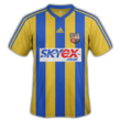 Brentford away kit
