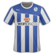 Sheffield Wednesday home kit