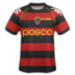 Pohang Steelers home kit