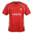 Redditch United home kit