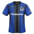 Gamba Osaka home kit