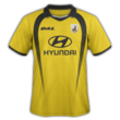 Tampines Rovers FC home kit