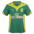 AEK Larnaca home kit