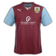 Burnley home kit