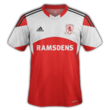 Middlesbrough home kit