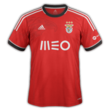 Benfica home kit