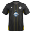 Sheffield Wednesday third kit