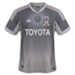 Besiktas third kit