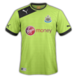 Newcastle third kit