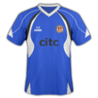 Hyde FC third kit