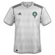 Morocco third kit