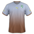 Ivory Coast third kit