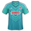 Chivas third kit