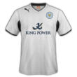 Leicester third kit