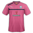 Preston third kit