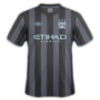 Manchester City third kit