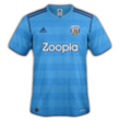 West Bromwich third kit