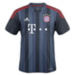 Bayern Munich third kit